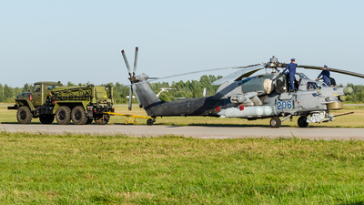 RF-95330 - Mil Mi-28N Havoc - Russia - Air Force