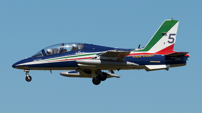 MM55059 - Aermacchi MB-339PAN - Italy - Air Force