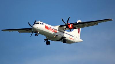 9M-LMQ - ATR 72-212A(600) - Malindo Air