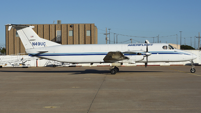 A picture of N49UC - Beech 1900C - Ameriflight - © Sun Valley Aviation