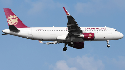 B-8536 - Airbus A320-214 - Juneyao Airlines