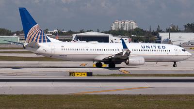 N69838 - Boeing 737-924ER - United Airlines
