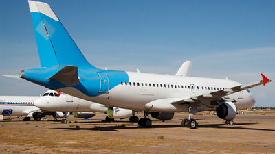 N497SR - Airbus A319-111 - Untitled
