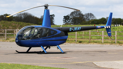 A picture of GJKAY - Robinson R44 Raven II - [11093] - © Brian T Richards