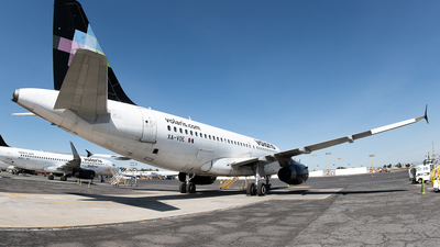 A picture of XAVOE - Airbus A319133 - Volaris - © Daniel Dominguez
