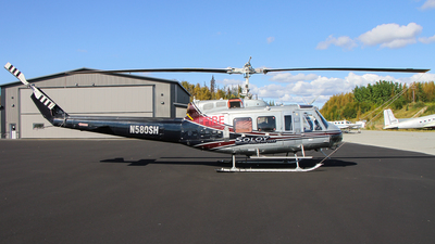 N580SH - Bell 205A-1 - Soloy Helicopters