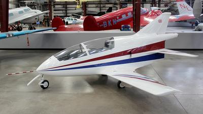 N505MR - Bede BD5-J - Private