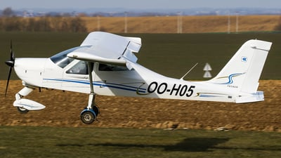 OO-H05 - Tecnam P92 Echo - Private