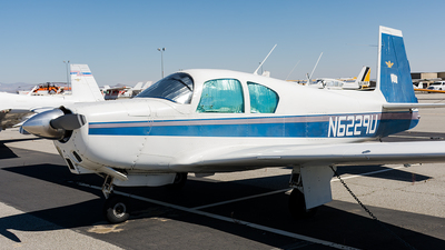 N6229U - Mooney M20C - Private