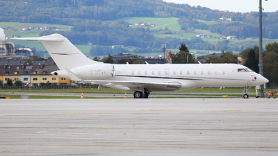 A picture of CSLAM - Bombardier Global 5000 - Executive Jet Management - © Roland Winkler