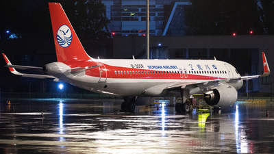 B-30CR - Airbus A320-271N - Sichuan Airlines