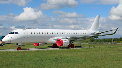 OY-ERA - Embraer 190-100LR - Nordic Aviation Capital (NAC)