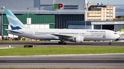 A picture of CSTSU - Boeing 76734P(ER) - EuroAtlantic Airways - © Karam Sodhi