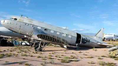 N1074A - Douglas C-47D Skytrain - Pima Air and Space Museum