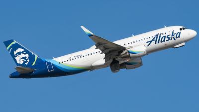 N282VA - Airbus A320-214 - Alaska Airlines