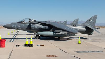 165585 - McDonnell Douglas AV-8B+ Harrier II - United States - US Marine Corps (USMC)