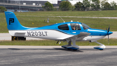 N203LT - Cirrus SR20-G6 - Private