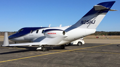 N25HJ - Honda HA-420 HondaJet - Honda Aircraft Company
