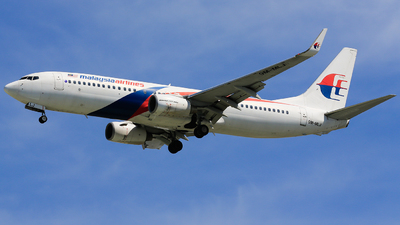 A picture of 9MMLJ - Boeing 7378FZ - Malaysia Airlines - © Quang Huy