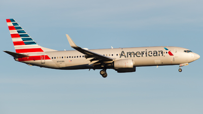 A picture of N940NN - Boeing 737823 - American Airlines - © SpotterPowwwiii