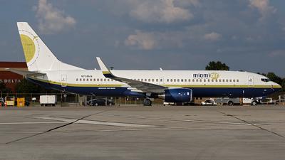 N738MA - Boeing 737-8Q8 - Miami Air International