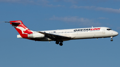 A picture of VHYQV - Boeing 7172BL - Qantas - © Leon Aviation