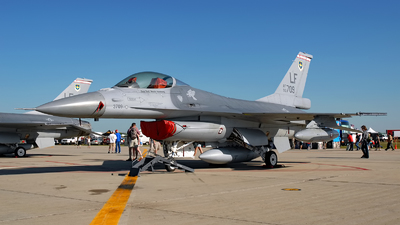 93-0709 - General Dynamics F-16A Fighting Falcon - United States - US Air Force (USAF)