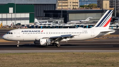 A picture of FGKXC - Airbus A320214 - Air France - © Diogo Vicente