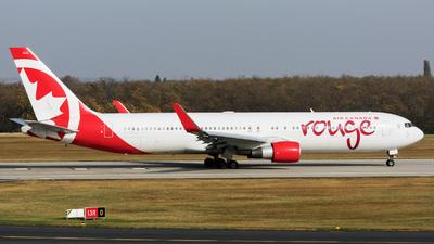 C-FMWQ - Boeing 767-333(ER) - Air Canada Rouge