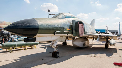 323 - McDonnell Douglas F-4E Phantom - Israel - Air Force