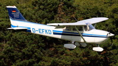 A picture of DEFKD - Cessna F172N Skyhawk - [F17202000] - © Daniel Klein