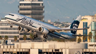 N527AS - Boeing 737-890 - Alaska Airlines
