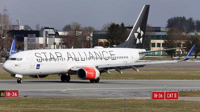 LN-RRL - Boeing 737-883 - Scandinavian Airlines (SAS)