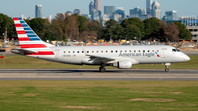 N113HQ - Embraer 170-200LR - American Eagle (Republic Airways)