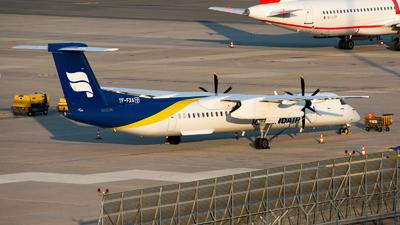 A picture of TFFXA - De Havilland Canada Dash 8400 - Icelandair - © Julian Maas
