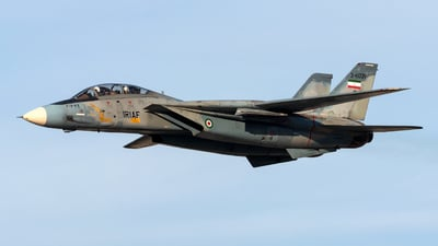 3-6029 - Grumman F-14A Tomcat - Iran - Air Force