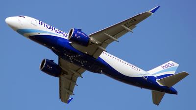 A picture of VTIZW - Airbus A320271N - IndiGo - © Aneesh Bapaye