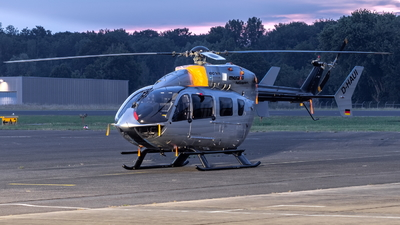 D-HAUI - Eurocopter EC 145 - Meravo Helicopters