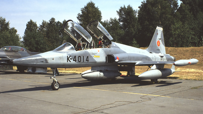K-4014 - Northrop NF-5B Freedom Fighter - Netherlands - Royal Air Force