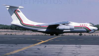 ST-APS - Ilyushin IL-76TD - Azza Air Transport