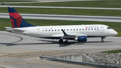 N748CZ - Embraer 170-100LR - Delta Connection (Compass Airlines)