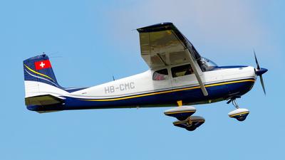 A picture of HBCMC - Cessna 175 Skylark - [56111] - © Oliver Richter