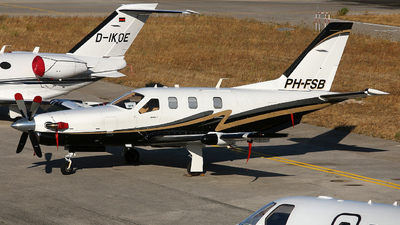 PH-FSB - Socata TBM-850 - Private