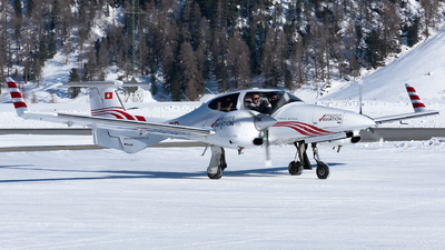 HB-LZR - Diamond DA-42 Twin Star - Premier Aviation