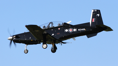 NZ1405 - Raytheon T-6C Texan II - New Zealand - Royal New Zealand Air Force (RNZAF)