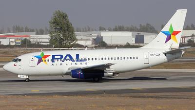 CC-CZK - Boeing 737-236(Adv) - PAL - Principal Airlines
