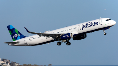 N984JB - Airbus A321-231 - jetBlue Airways