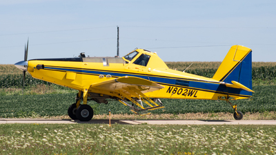N802WL - Air Tractor AT-802A - Private