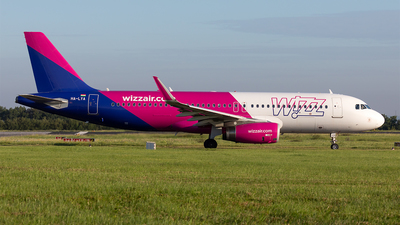A picture of HALYA - Airbus A320232 - Wizz Air - © Paul Buchröder