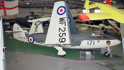 WF259 - Hawker Sea Hawk F.2 - United Kingdom - Royal Navy